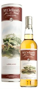 Mcclelland's Scotch Single Malt Lowland 750ml